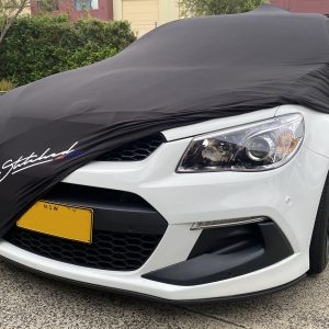 HSV Clubsport with indoor car cover